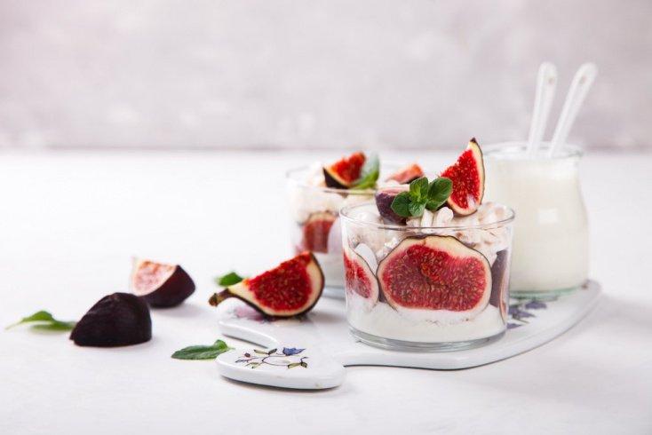 Десерты из минимального набора продуктов питания