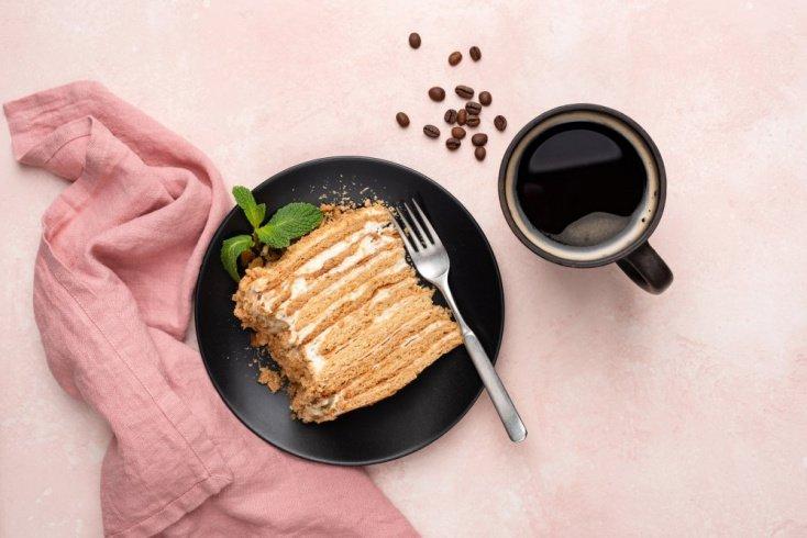 Классический рецепт медового торта