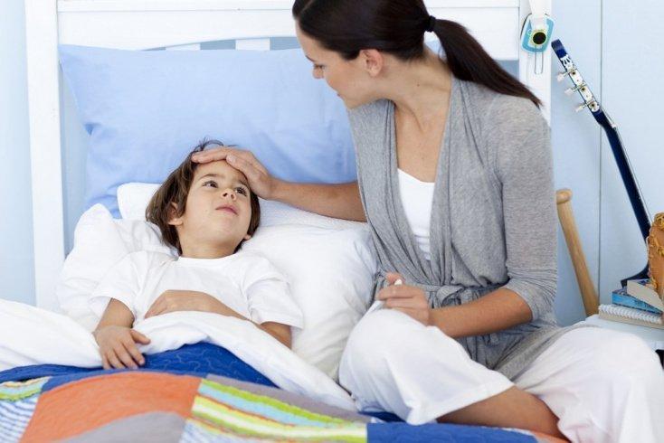 Симптомы пиелонефрита у детей старшего возраста (старше 3-х лет)