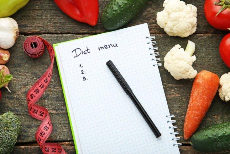 Меню диеты: разные варианты