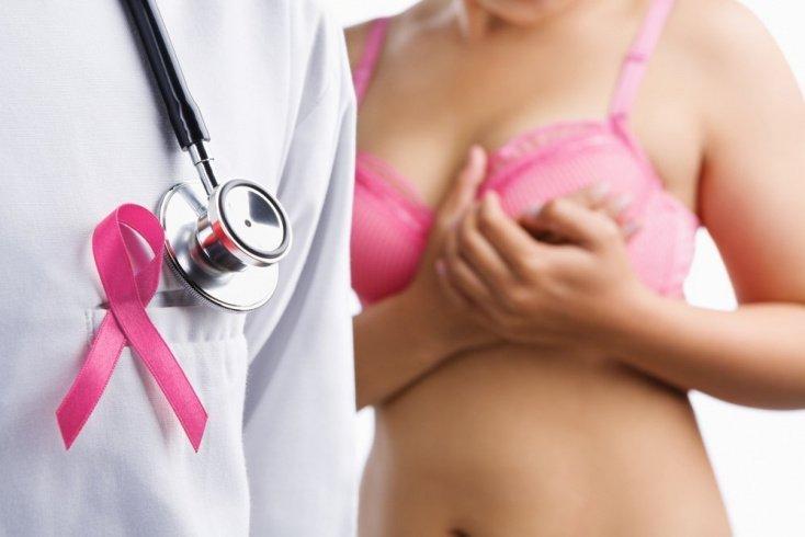 Профилактика рака: обследование груди дома