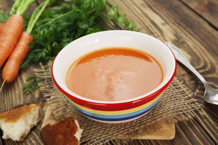 Рецепты полезных детских супов-пюре