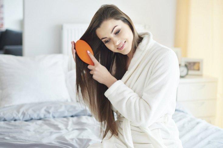 Красивые волосы: профилактические меры