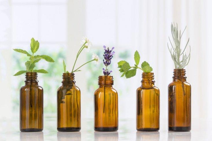Эфирные масла на страже здоровья