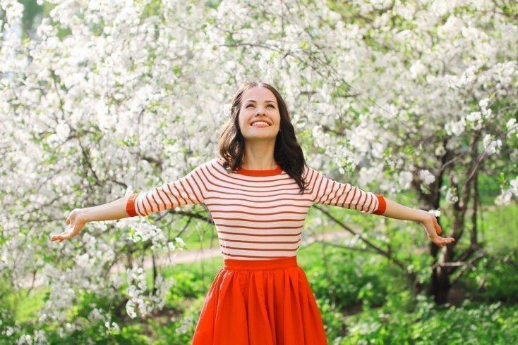 Причины аллергии в весенние месяцы