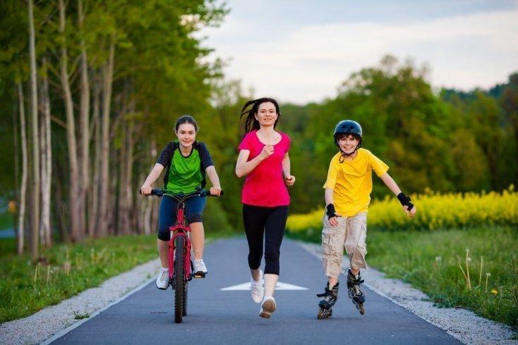 Как подростку похудеть с помощью фитнеса?