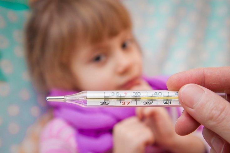 Цикл развития бактериальных простудных заболеваний у малышей