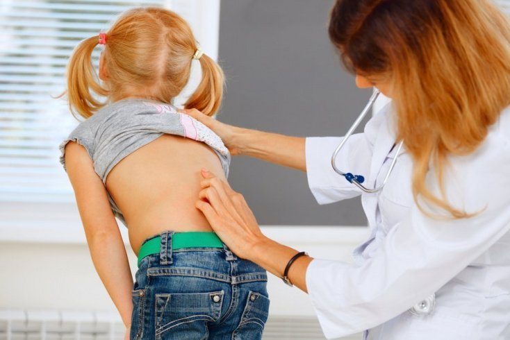 Что такое сколиоз и как он влияет на здоровье ребенка?