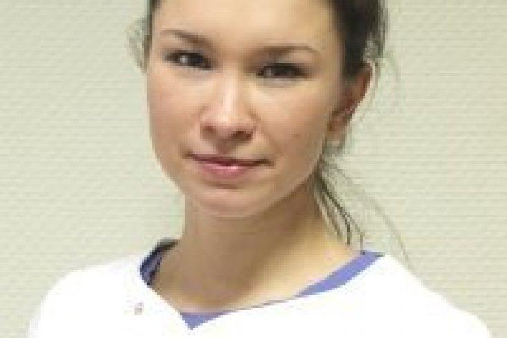 Евгения Симонова, педиатр клиники «Креде Эксперто»