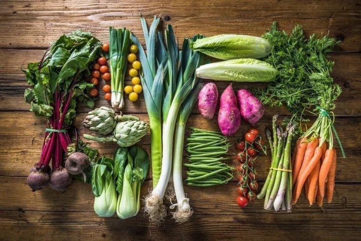 Внимание, овощи