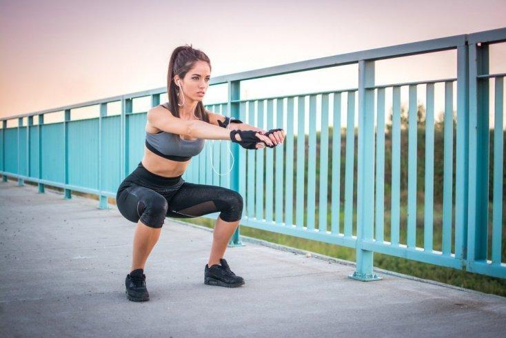 Здоровье: спортивное меню диеты