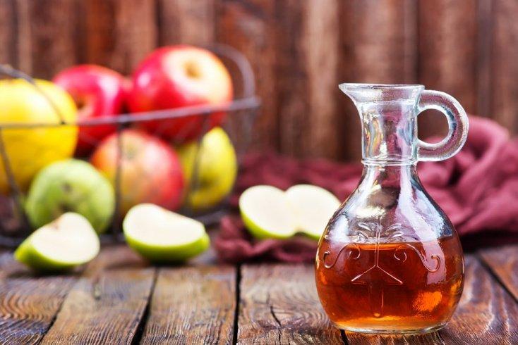 11. Яблочный уксус