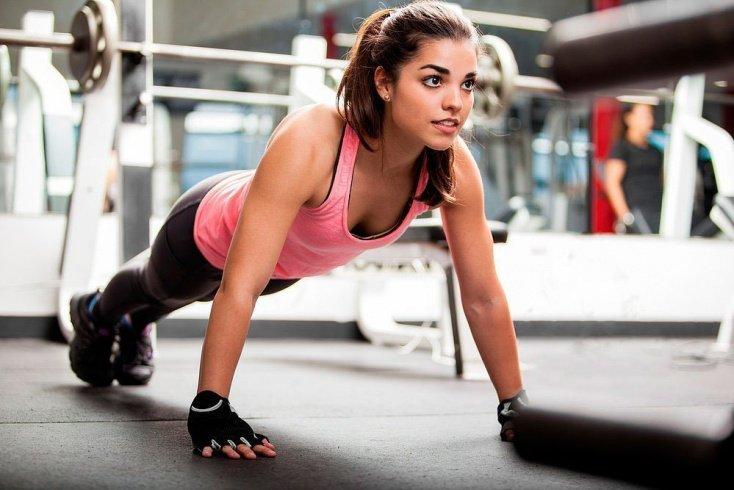 Фитнес-упражнения для кроссфит-тренировок