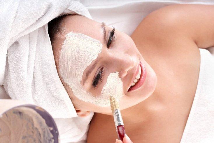«Содовые» очищающие маски для нормальной кожи