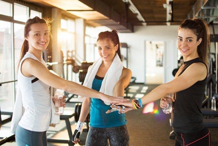 Правильная физическая нагрузка при занятиях шейпингом дома и в спортзале