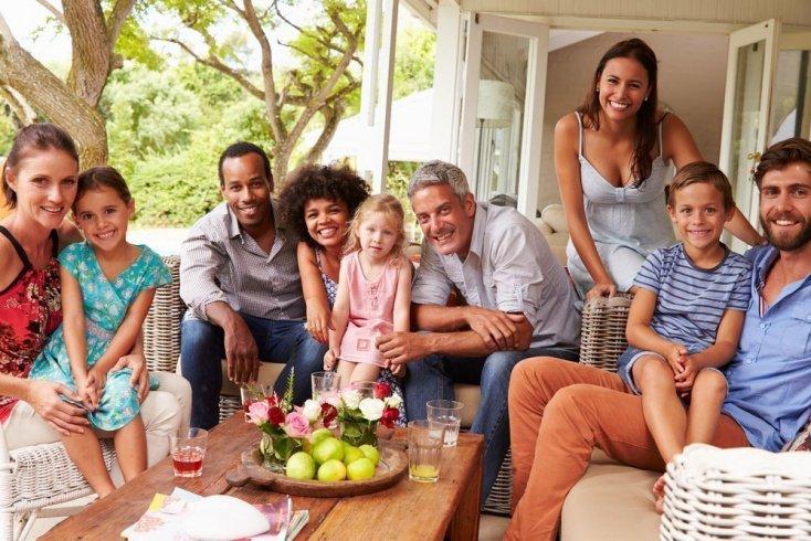 Страх второй: большой семьей невозможно уместиться на маленькой жилплощади