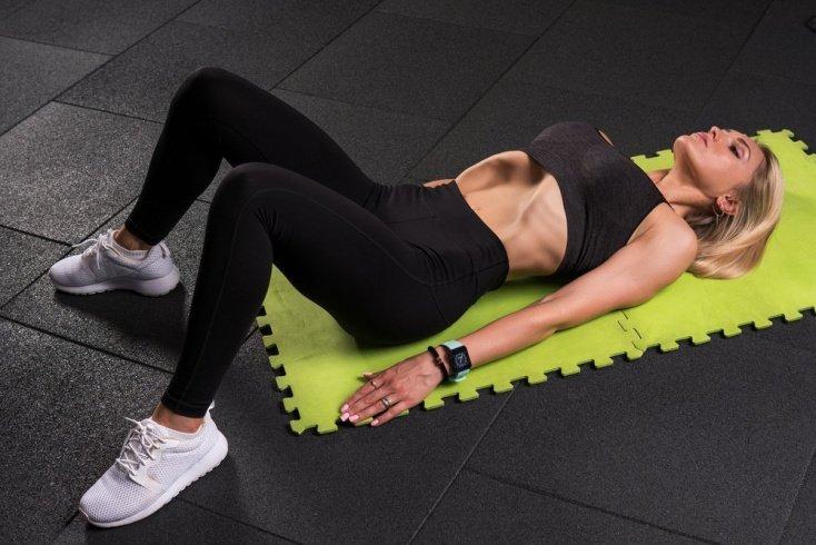 Упражнение «Вакуум» для восстановления и укрепления мышц живота