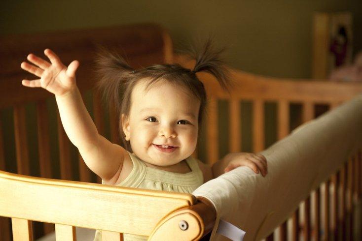 Малыш встает: первые советы родителям