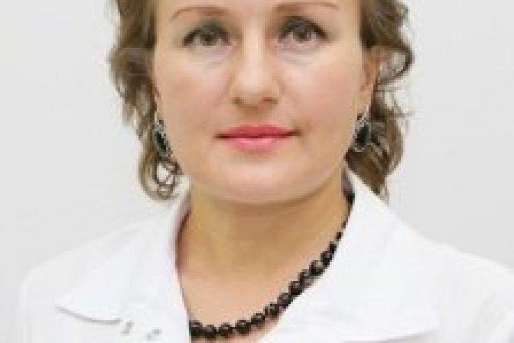 Собокарь Ольга Александровна, доктор клиники Сесиль, невролог, рефлексотерапевт
