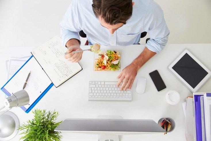 Диеты в офисе: место для здоровья