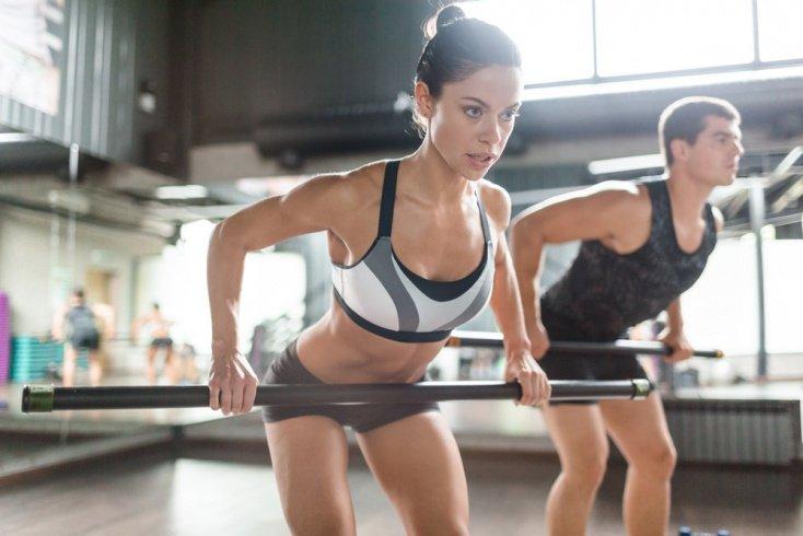 Польза и плюсы фитнес-тренировок с бодибаром