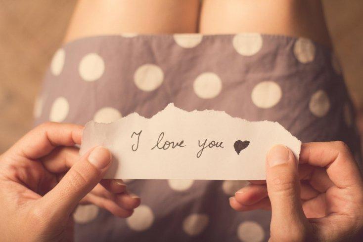 Слова любви
