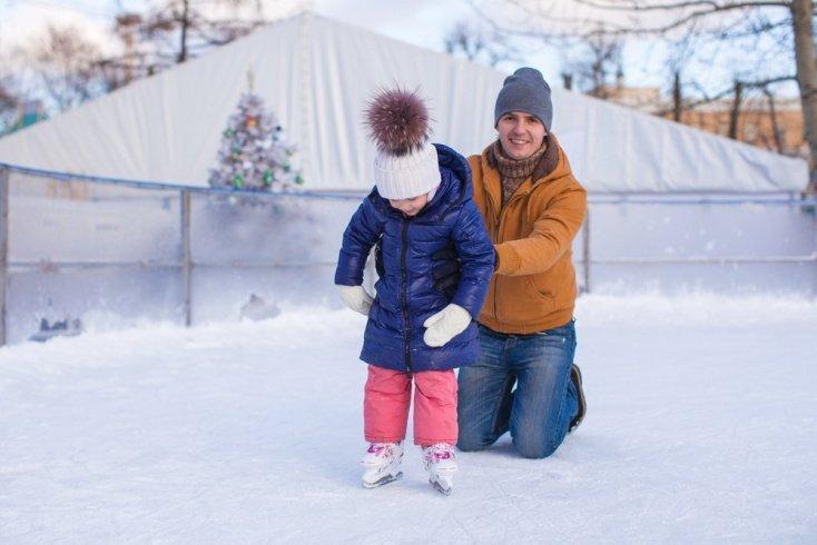 Безопасность на льду для здоровья детей