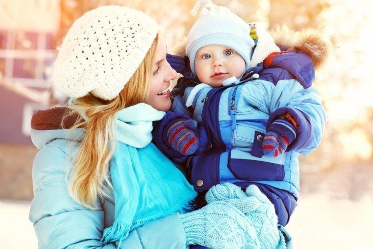 Как выбирать детскую одежду для зимних прогулок?