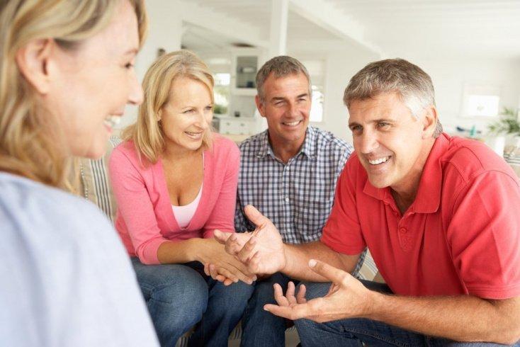 Расстройства речи у взрослых людей