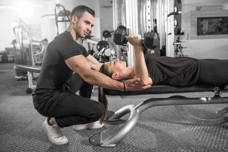 Критерии выбора инструктора для подбора комплекса упражнений
