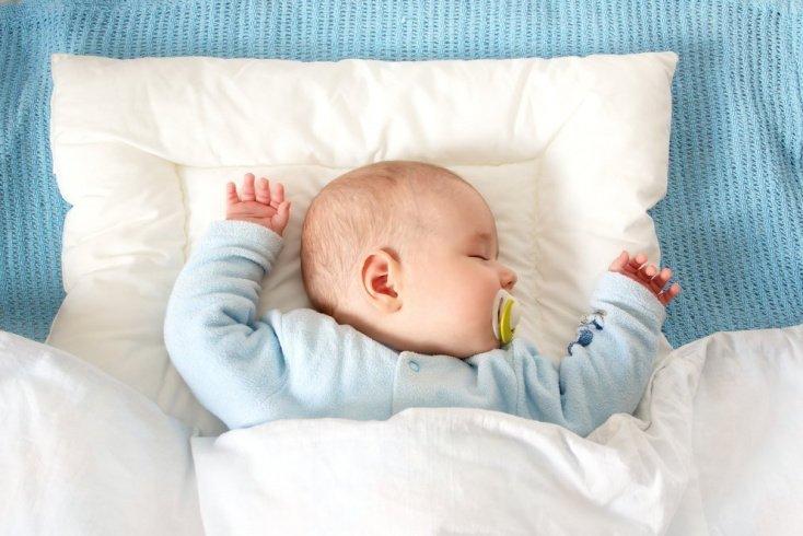 Здоровый сон малыша: возрастные нормы