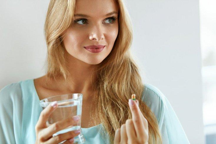 Влияние витаминов на организм