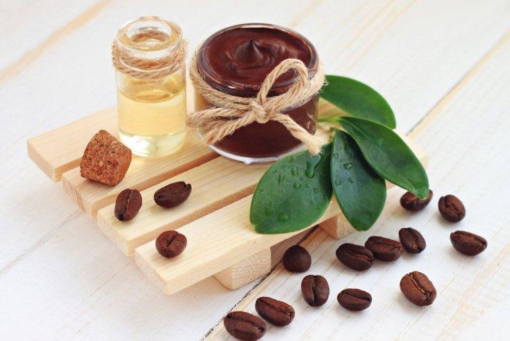 Кофе для тонизирования кожи