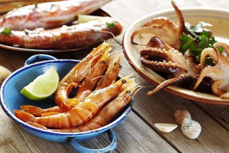 Здоровый рацион питания: с чем подавать морепродукты?