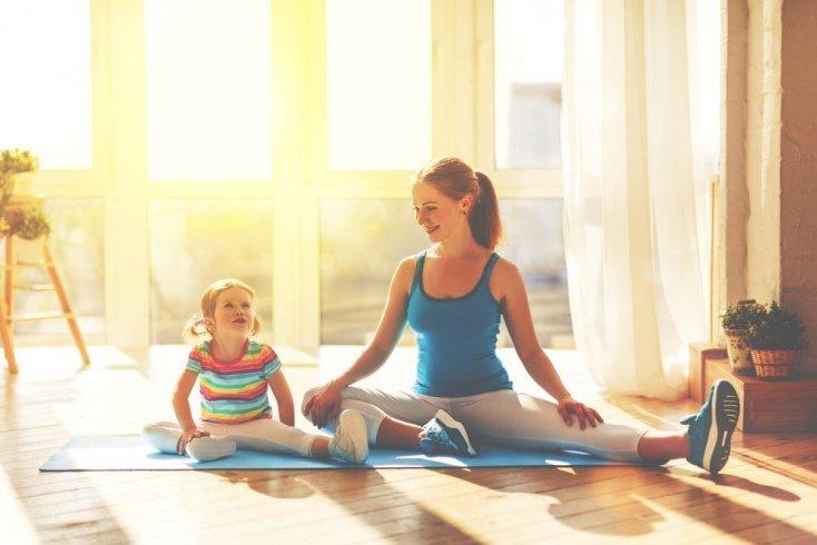 Детский фитнес: с чего начать знакомство со спортом?