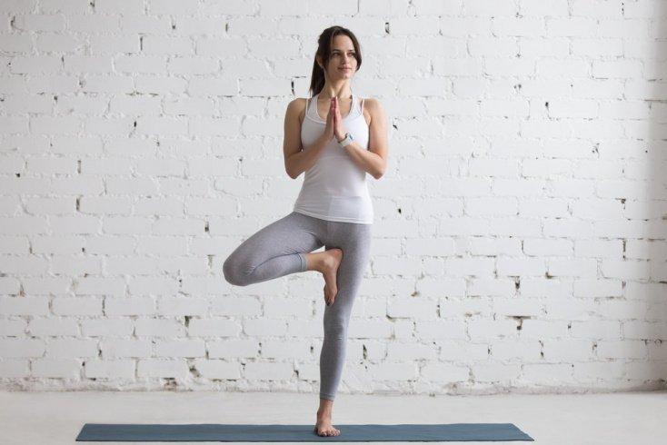 Физические упражнения при нарушении осанки