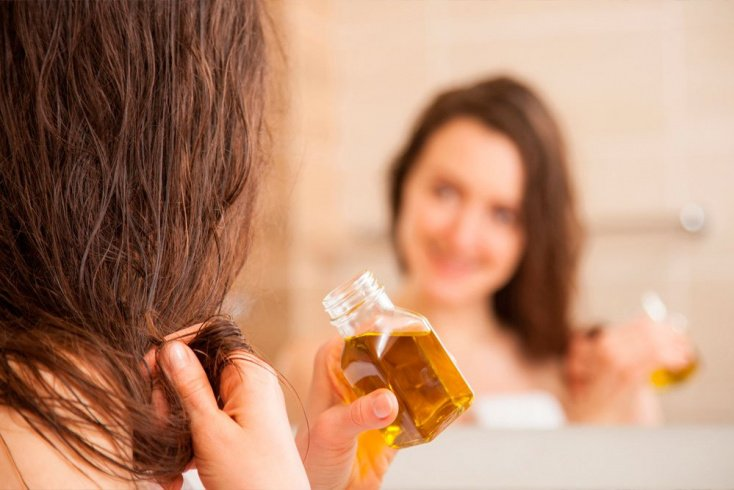 Особенности применения косметики для волос