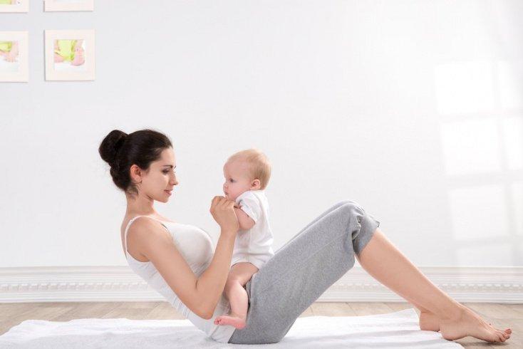 Подготовка к физическим упражнениям