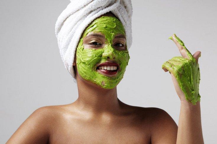 Витамины для здоровья и красоты кожи: маски с киви