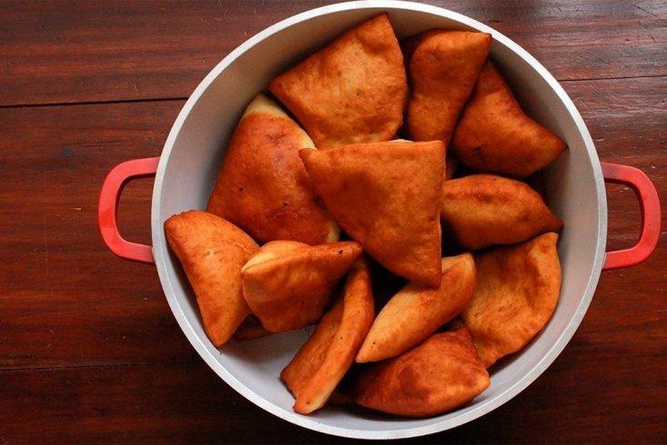 Ароматные пончики из Кении