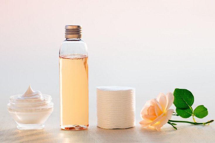 Здоровье кожи: тоник с гиалуроновой кислотой