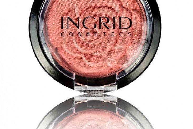Ingrid Cosmetics Satin Touch Blush, Румяна, 3,5 г Источник: faceandlook.pl