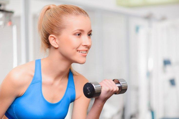 Физические упражнения третьего этапа