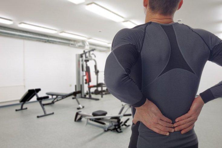 Боль в спине и не только