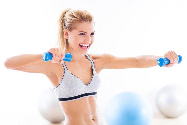 Укрепляйте мышцы спины и груди