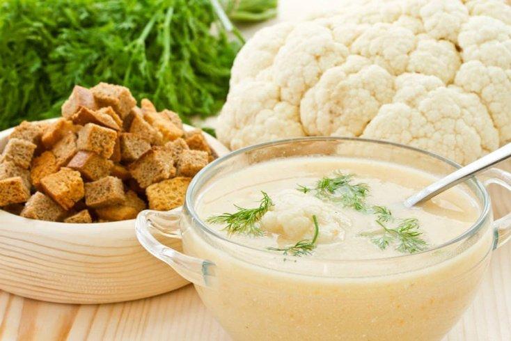 Суп из овощей: рецепт диетического блюда