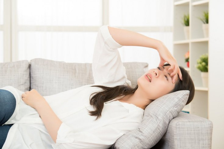 Симптомы: слабость, тошнота, нарушения сознания