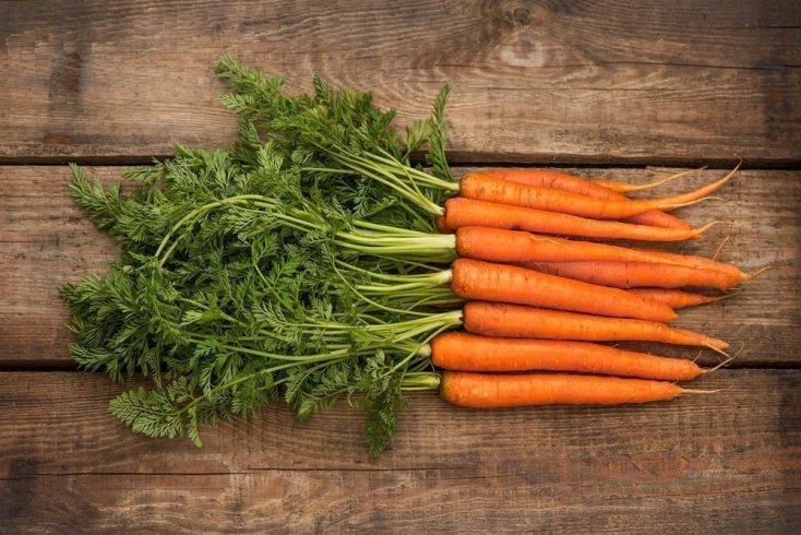 Питательные морковные маски для красоты и здоровья кожи