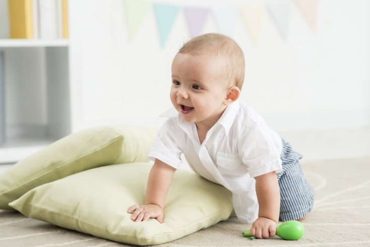 Какие упражнения необходимы для развития детей раннего возраста?