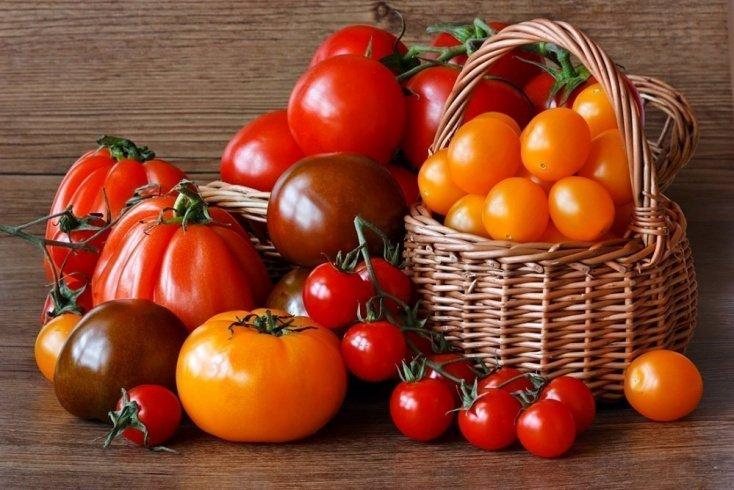 Польза помидоров для ЗОЖ